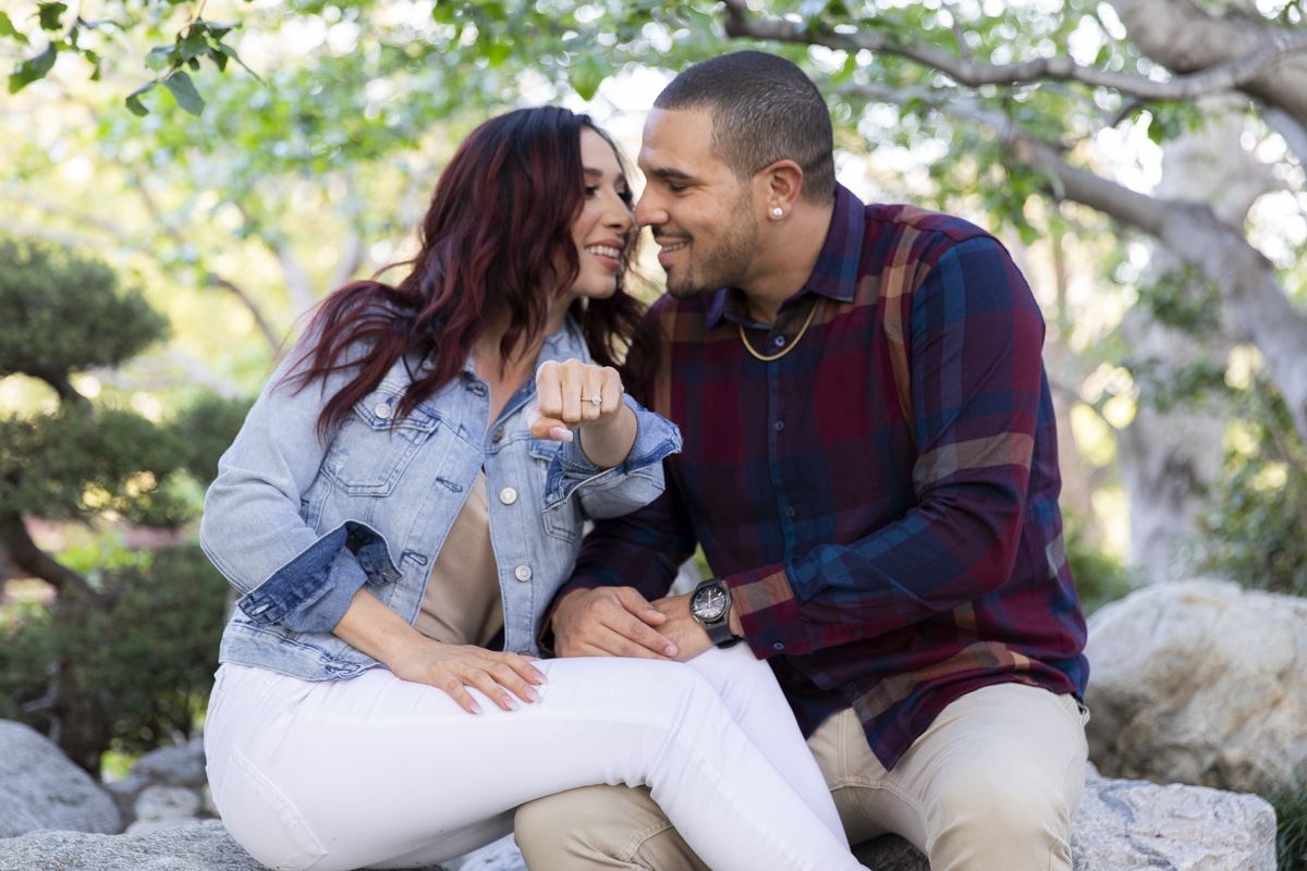 Balboa-Park-Engagement-Photography-2