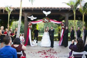 wedgewood wedding ceremony photos