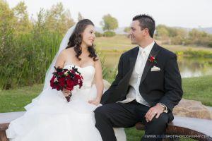 beautiful wedding couple socal weddings