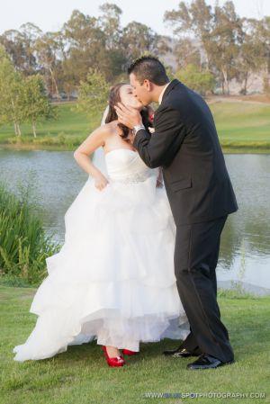 golf course wedding wedgewood fallbrook