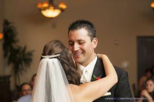 first dance fallbrook wedding photos