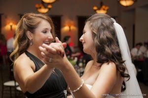 bride and maid of honor wedgewood weddings