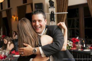 happy groom wedgewood wedding venue