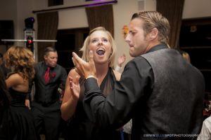 fun wedding dance wedgewood weddings