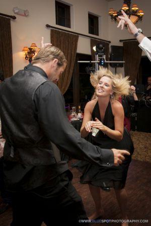 crazy dance wedgewood wedding fallbrook