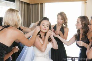 creative wedgewood wedding